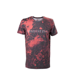 Resident Evil - Bloody With Raised Logo (T-SHIRT Unisex )