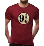 Harry Potter - Platform 9 3/4S (T-SHIRT Unisex )