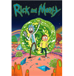 Poster Rick And Morty PP34064