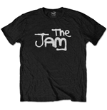 T-shirt The Jam da uomo - Design: Spray Logo