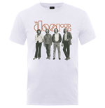T-shirt The Doors da uomo - Design: Band Standing
