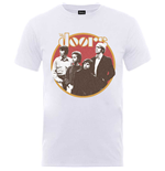 T-shirt The Doors da uomo - Design: Retro Circle