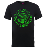 T-shirt Ramones da uomo - Design: Green Seal