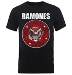 T-shirt Ramones Red Fill Seal