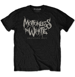 T-shirt Motionless in white da uomo - Design: Graveyard Shift
