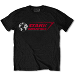 T-shirt Marvel Superheroes Stark Industries