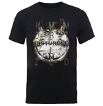 T-shirt Disturbed da uomo - Design: Symbol