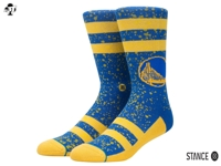 Golden State Warriors Calza Basket Overspray