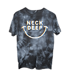 T-shirt Neck Deep HAZY SMILE