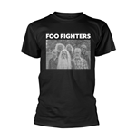 T-shirt Foo Fighters - Old Band