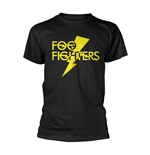 T-shirt Foo Fighters - Lightning Strike