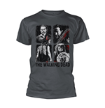 T-shirt The Walking Dead 4 CHARACTERS