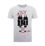 T-shirt The Shining COME PLAY WITH US