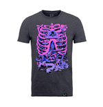 T-shirt Rick And Morty X Absolute Cult ANATOMY PARK