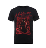 T-shirt Nightmare On Elm STREET, A FREDDY SILHOUETTE