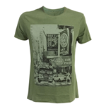 Teenage Mutant Ninja Turtles - Green City (T-SHIRT Unisex )