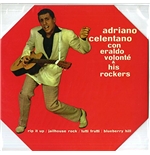 Vinile Adriano Celentano - Con Eraldo Volonte' & His Rockers (Coloured Vinyl Octagon Cover)