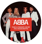 "Vinile Abba - Take A Chance On Me (7"") (Picture Disc)"