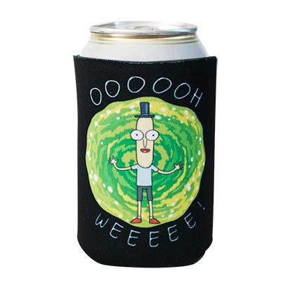 Koozie / Portabevande Rick and Morty