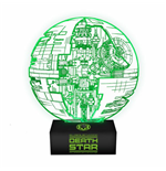 Star Wars - Death Star (Lampada)