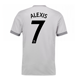 Maglia 2017/18 Manchester United Third (Alexis 7)