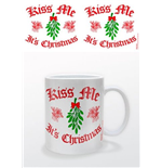 Christmas - Kiss Me (Tazza)