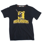 Highlanders T-SHIRT Super Rugby Bambino