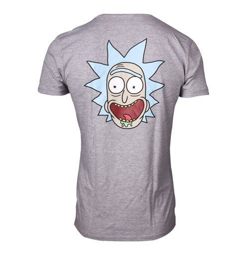 T-shirt Rick and Morty 289726