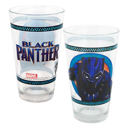 Bicchiere Black Panther