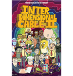 Rick And Morty - Stars Of Interdimensional Cable (Poster Maxi 61X91,5 Cm)