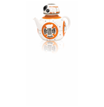 Star Wars - Teiera In Ceramica Con Coperchio Bb-8