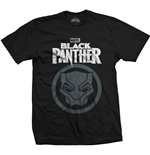 T-shirt Black Panther 289971