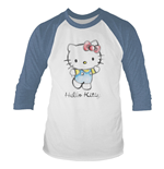 T-shirt Hello Kitty WATERCOLOUR