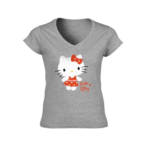 Shirt Online T Kitty Dots OriginaleAcquista Hello Polka In Offerta gbyf76vIYm