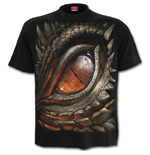 T-shirt Spiral Dragon Eye