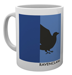 Harry Potter - Ravenclaw Minamalist (Tazza)
