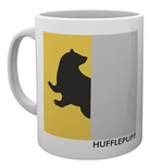 Harry Potter - Hufflepuff Minamalist (Tazza)