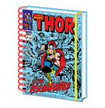 Marvel Retro - Thor (Quaderno A5)
