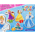 My First Puzzles - Principesse Disney