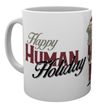 Rick And Morty - Happy Human Holiday (Tazza)