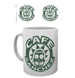 Rick And Morty - Cafe Sanchez (Tazza)
