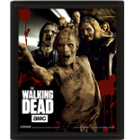 "Walking Dead (The) - Walkers (Poster Lenticolare 10x8"")"