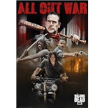 Walking Dead (The) - Season 8 Collage (Poster Maxi 61x91,5 Cm)
