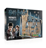 Wrebbit W3D-2015 - Harry Potter - Hogwarts Astronomy Tower (Poster 3D 875 Pz)