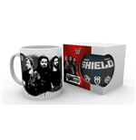 Wwe - The Shield (Tazza)