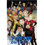Yuri On Ice - Characters (Poster Maxi 61x91,5 Cm)
