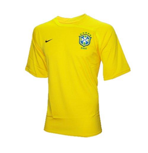 t shirt brasile calcio giallo per soli 39 36 su
