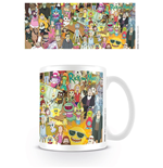 Tazza Mug Rick And Morty MG24860
