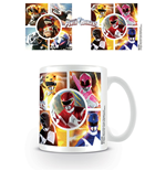 Tazza Mug Power Rangers MG24368