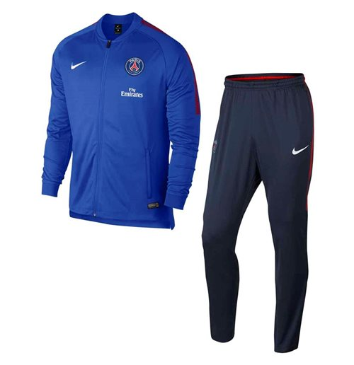 Tuta Paris Saint-Germain 2017-2018